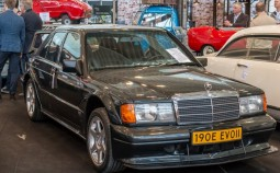 190 (W201, facelift 1988)