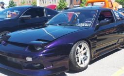 240SX Fastback (S13 facelift 1991)