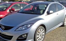 6 II Sedan (GH, facelift 2010)