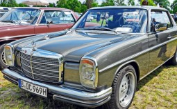 /8 Coupe (W114, facelift 1973)