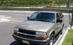 Blazer II (4-door, facelift 1998)