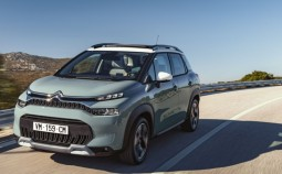 Citroen C3 Aircross (Phase II, 2021)