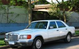 Clasa S SE (W126)