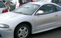 Eclipse II (2G, facelift 1997)
