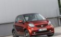 Fortwo III coupe