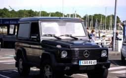 G-class (W463, facelift 2000)
