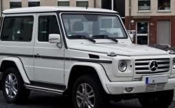 G-class (W463, facelift 2008)