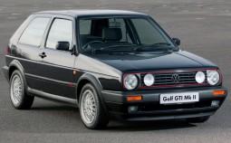 Golf II (3-door, facelift 1987)