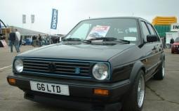 Golf II (5-door, facelift 1987)