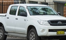 Hilux Double Cab VII (facelift 2008)