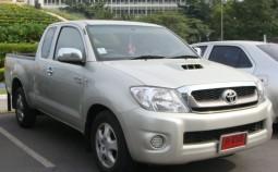 Hilux Extra Cab VII (facelift 2008)