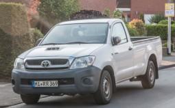 Hilux Single Cab VII (facelift 2008)