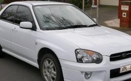Impreza II (facelift 2002)