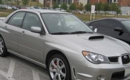 Impreza II (facelift 2005)