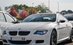 M6 (E63 LCI, facelift 2007)