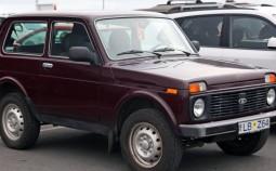 Niva 3-door (facelift 2009)