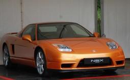 NSX I Coupe (facelift 2002)