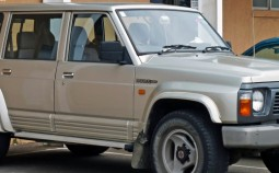 Patrol IV 5-door (Y60)