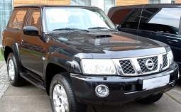 Patrol V 3-door (Y61, facelift 2004)
