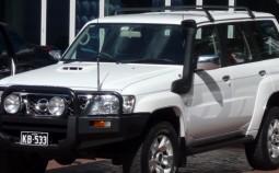 Patrol V 5-door (Y61, facelift 2004)