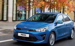 Rio IV Hatchback (YB, facelift 2020)