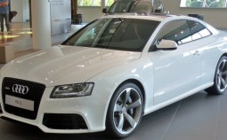 RS 5 Coupe (8T)