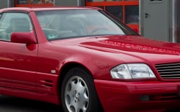 SL (R129, facelift 1995)