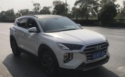 Tucson III (facelift 2019, China)