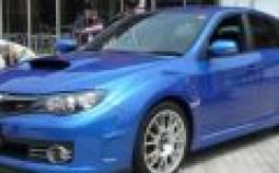 WRX STI Hatchback