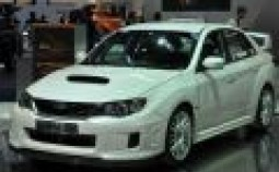 WRX STI Sedan